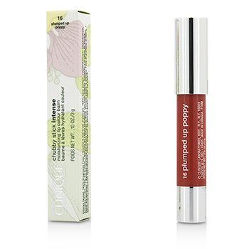 Clinique Chubby Stick Intense Bálsamo Humectante Color Labios - No. 16 Plumpled Up Poppy  3g/0.1oz
