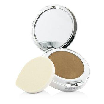 Clinique Beyond Perfecting pudrový make-up + korektor - # 11 Honey (MF-G)  14.5g/0.51oz