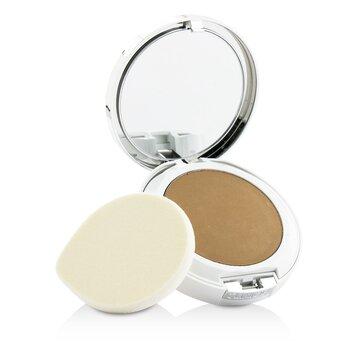Clinique Beyond Perfecting pudrový make-up + korektor - # 15 Beige (M-N)  14.5g/0.51oz