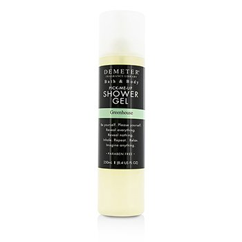 Demeter Greenhouse Shower Gel  250ml/8.4oz