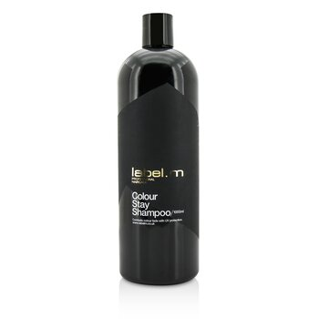 标签M  Colour Stay Shampoo (Combats Colour Fade with UV Protection)  1000ml/33.8oz