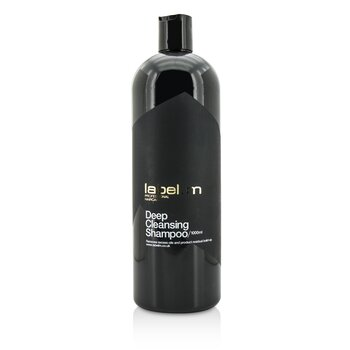 标签M  Deep Cleansing Shampoo (Removes Excess Oils and Product Residual Build-Up)  1000ml/33.8oz