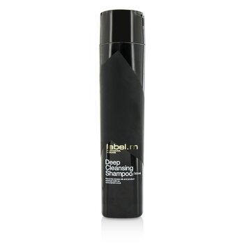 标签M  Deep Cleansing Shampoo (Removes Excess Oils and Product Residual Build-Up)  300ml/10oz