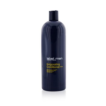 Label.M คอนดิชั่นเนอร์ Men's Invigorating Conditioner (Restores Moisture and Vitality, Tones and Balances Scalp, Healthy Shiny Results)  1000ml/33.8oz