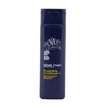 Label.M Men's Balsam Revigorant (Reface Hidratarea și Vitalitatea, Tonifică și Echilibrează Scalpul, Rezultate Strălucitoare)  250ml/8.4oz