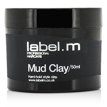 标签M  Mud Clay (Hard-Hold Style Clay)  50ml/1.7oz