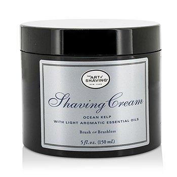 The Art Of Shaving Crema De Afeitar - Ocean Kelp (Sin Caja)  150ml/5oz