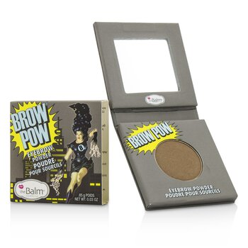 TheBalm แป้งแต่งคิ้ว BrowPow Eyebrow Powder - #Blonde Blond  0.85g/0.03oz