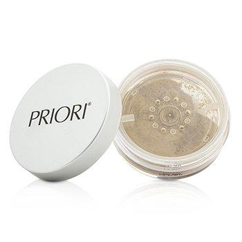 Priori Cuidado Mineral de la Piel  SPF25 - #Shade 3 (Cutis Claro a Medio con Base Amarilla, Ligero Enrojecimiento del Cutis)  6.5g/0.23oz