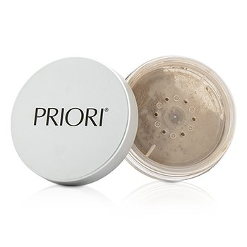 Priori Cuidado de la Piel Mineral SPF25 - #Shade 5 (Medium, Neutral & Golden Skin, Yellow to Warm Base/ Undertone)  5g/0.17oz