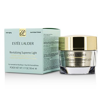 Estee Lauder Revitalizing Supreme Light Global Crema Anti Envejecimiento Libre de Aceite  50ml/1.7oz