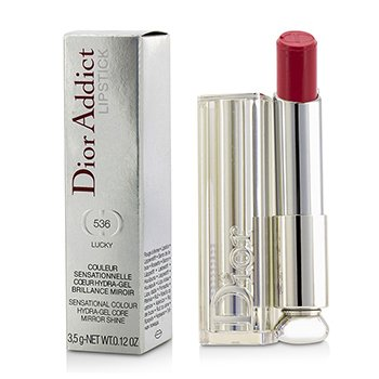 Christian Dior Dior Addict Hydra Gel Core Mirror Shine Color Labios - #536 Lucky  3.5g/0.12oz