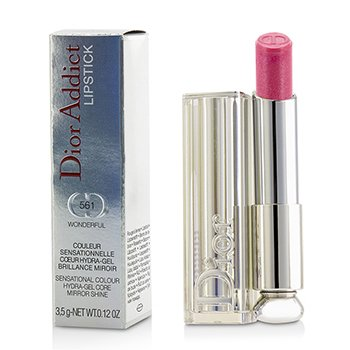 Christian Dior Dior Addict Hydra Gel Core Mirror Shine Lipstick - #561 Wonderful  3.5g/0.12oz