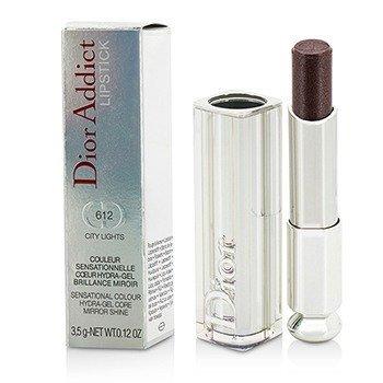 Christian Dior Dior Addict Hydra Gel Core Mirror Shine Lipstick - #612 City Lights  3.5g/0.12oz