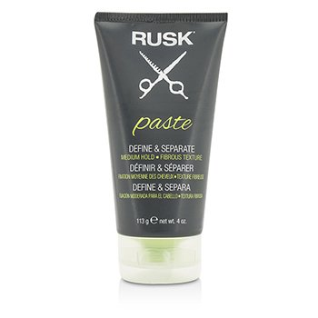 Rusk Paste Define & Separate (Medium Hold, Fibrous Texture)  113g/4oz