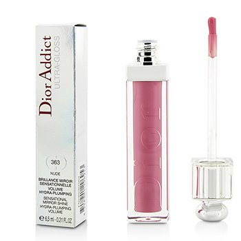 Christian Dior Dior Addict Ultra Gloss (Sensational Mirror Shine) - No. 363 Nude  6.5ml/0.21oz