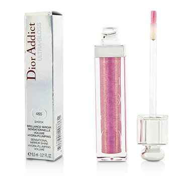 Christian Dior Dior Addict Ultra Brillo (Sensational Mirror Shine) - No. 465 Shock  6.5ml/0.21oz