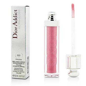 Christian Dior Dior Addict Ultra Gloss (Sensational Mirror Shine) - No. 553 Princess  6.5ml/0.21oz