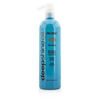 Rusk Deepshine olej hydratační šampon (bez sulfátů)  739ml/25oz