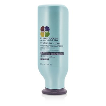 Pureology Strength Cure Condition (For Micro-Scarred/ Damaged Colour-Treated Hair)  250ml/8.5oz