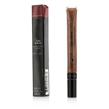 Laura Geller Light Beams Ultimate Shine Lip Gloss - #Bronze A Licious  6.5ml/0.22oz