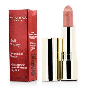 Clarins Joli Rouge (Long Wearing Moisturizing Lipstick) - # 745 Pink Praline  3.5g/0.1oz