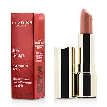 Clarins Joli Rouge (Long Wearing Moisturizing Lipstick) - # 747 Rosy Nude  3.5g/0.1oz