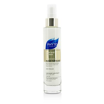 Phyto Phyto Huile Soyeuse Lightweight Hydrating Oil - Leave In (za suhu i tanku kosu)  100ml/3.4oz