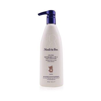 Noodle & Boo Żel do mycia ciała i włosów dla niemowląt Newborn 2-in-1 Hair & Body Wash  473ml/16oz