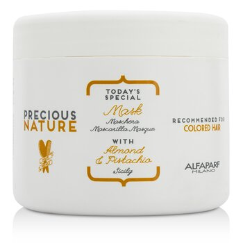 AlfaParf Precious Nature Today's Special Mascarilla (Para Cabello Teñido)  500ml/17.64oz