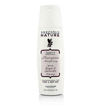 AlfaParf Precious Nature Today's Special Shampoo (For Curly & Wavy Hair)  250ml/8.45oz