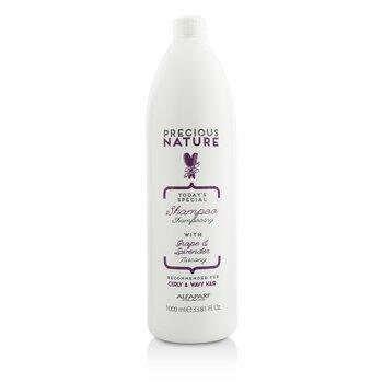 AlfaParf Precious Nature Today's Special Șampon (Pentru Păr Creț și Ondulat)  1000ml/33.81oz