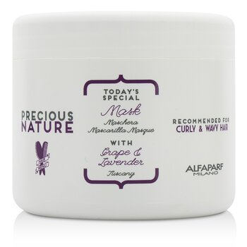 AlfaParf Precious Nature Today's Special Mask (For Curly & Wavy Hair)  500ml/17.46oz