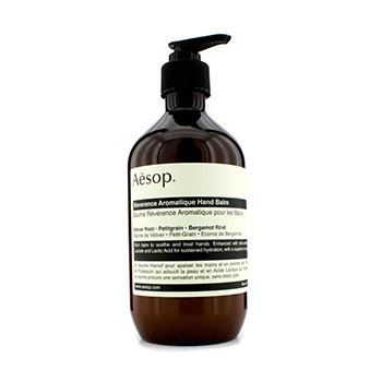 Aesop Reverence Aromatique kéz balzsam  500ml/17.2oz