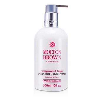 Molton Brown Pomegranate & Ginger gazdag kéz lotion  300ml/10oz