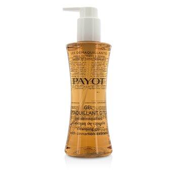 パイヨ Les Demaquillantes Gel Demaquillant D'Tox Cleansing Gel With Cinnamon Extract - Normal To Combination Skin  200ml/6.7oz