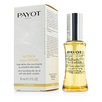 Payot Nutricia Huile Satinee Ultra-Nourishing Silky Dry Oil - For Dry Skin  30ml/1oz