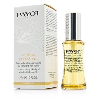 Payot Suchy olejek do twarzy dla skóry suchej Nutricia Huile Satinee Ultra-Nourishing Silky Dry Oil - For Dry Skin  30ml/1oz