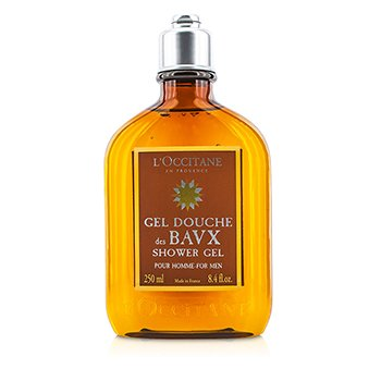 L'Occitane Sprchový gel Eau des Baux Shower Gel  250ml/8.4oz