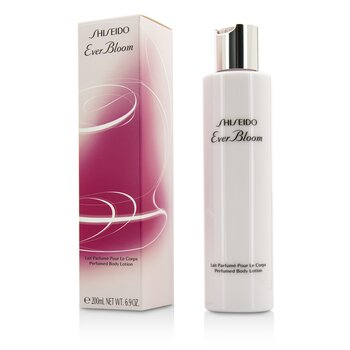 Shiseido Ever Bloom Perfumed Body Lotion  200ml/6.9oz