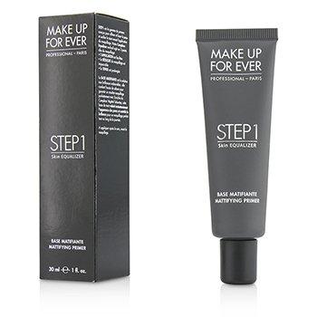 Make Up For Ever Step 1 Skin Equalizer - #1 Mattifying Primer  30ml/1oz