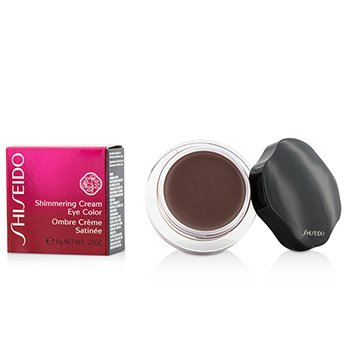Shiseido Shimmering Cream Eye Color - # VI730 Garnet  6g/0.21oz