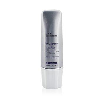 Skin Medica Total Defense + Repair SPF 34 - Color  65g/2.3oz