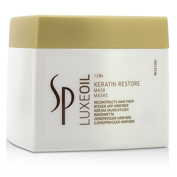 Wella Maska do włosów SP Luxe Oil Keratin Restore Mask (Reconstructs Hair Fiber)  400ml/13.5oz
