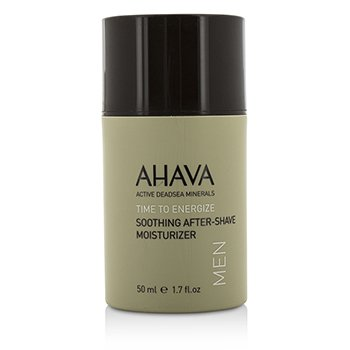Ahava Time To Energize Soothing After-Shave Moisturizer (uemballert)  50ml/1.7oz