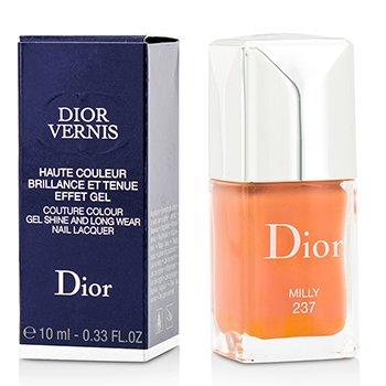 Christian Dior Dior Vernis Couture Colour Gel Esmalte Uñas Brillo & Larga Duración- # 237 Milly  10ml/0.33oz