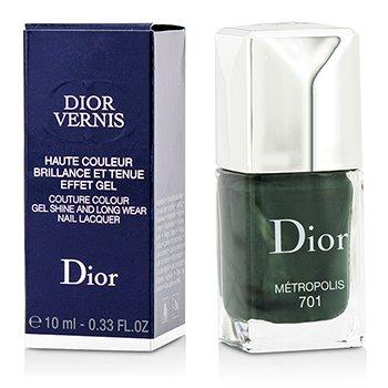 Christian Dior Dior Vernis Couture Colour Сияющий и Стойкий Лак для Ногтей - # 701 Metropolis  10ml/0.33oz