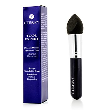 By Terry Tool Expert Sponge Foundation Brush
