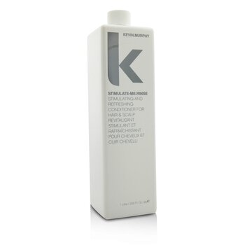 Kevin.Murphy คอนดิชั่นเนอร์ Stimulate-Me.Rinse (Stimulating and Refreshing Conditioner - For Hair & Scalp)  1000ml/33.6oz