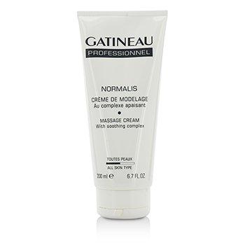 Gatineau Normalis Massage Cream (salongstørrelse)  200ml/6.7oz